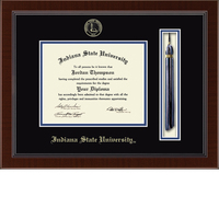 Church Hill Classics Tassel Diploma Frame. Bachelors, Masters.