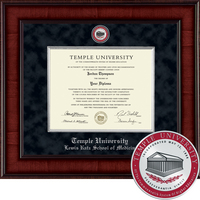 Church Hill Classics Presidential Diploma Frame.  Medical (Online Only)