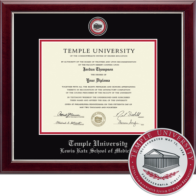 Church Hill Classics Masterpiece Diploma Frame. Medical (Online Only)