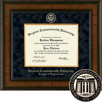 Church Hill Classics Presidential Diploma Frame.  Engineering