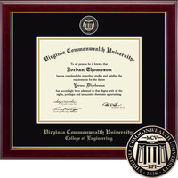 Church Hill Classics Masterpiece Diploma Frame. Engineering
