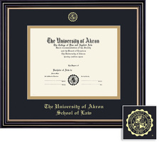 Framing Success Prestige Diploma Frame. Law