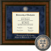 Church Hill Classics Presidential Diploma Frame. Medicine Dentistry. Bachelor Master (Online Only)
