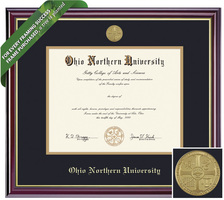 Framing Success Windsor Diploma Frame.  BA. BS