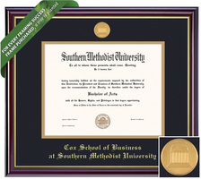 Framing Success Windsor Business Diploma Frame. Bachelors
