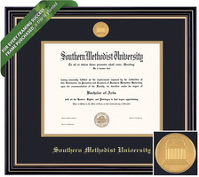 Framing Success Prestige Diploma Frame. Masters, PhD