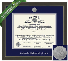 Framing Success Metro Diploma Frame. Paper