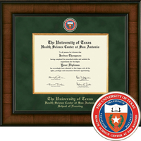 Church Hill Classics Presidential Diploma Frame. Nursing(Online Only)