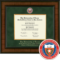 Church Hill Classics Presidential Diploma Frame. Health Professions (Online Only)