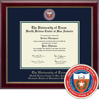 Church Hill Classics Masterpiece Diploma Frame. Biomedical (Online Only)