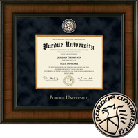 Church Hill Classics Presidential Diploma Frame.  Masters, PhD (Online Only)