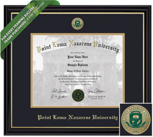 Framing Success Coronado Diploma Frame. Masters