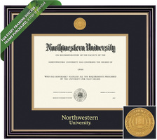 Framing Success Prestige Diploma Frame. Bachelors, Masters