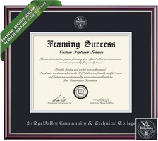 Framing Success Scholastic Diploma Frame. Associates