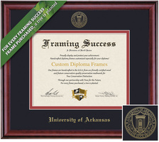 Framing Success Classic Diploma Frame. Bachelors. Masters