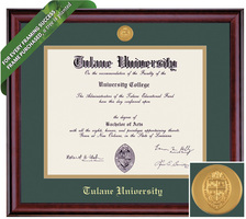 Framing Success Classic Diploma Frame. Masters, MBA, MD Social Work
