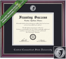Framing Success Jefferson Diploma Frame. Bachelors, Masters