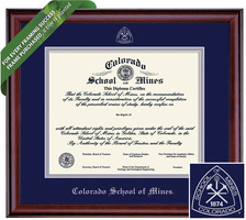Framing Success Classic Diploma Frame. Bachelors Paper