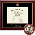 Church Hill Classics Masterpiece Diploma Frame. Honors College (Online Only)