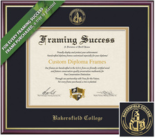 Framing Success Academic Diploma Frame. Associates, Bachelors