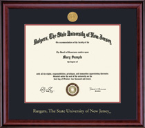 Framing Success Classic Diploma Frame. Bachelors
