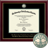 Church Hill Classics Masterpiece Diploma Frame. Engineering(Online Only)