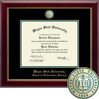 Church Hill Classics Masterpiece Diploma Frame. Information Science (Online Only)