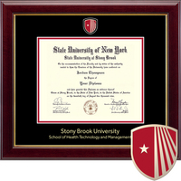 Church Hill Classics Masterpiece Diploma Frame.  Health Tech and Management (Online Only)