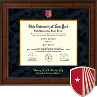 Church Hill Classics Presidential Diploma Frame. Dental Medicine (Online Only)