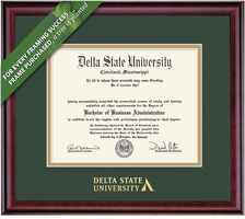 Framing Success Classic Diploma Frame. Bachelors. Masters. Doc