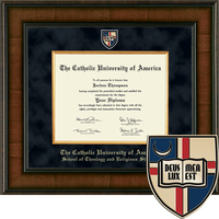 Church Hill Classics Presidential Diploma Frame.  Theology, Religious Studies (Online Only)