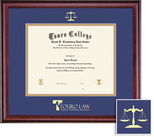 Framing Success LAW Classic Diploma Frame