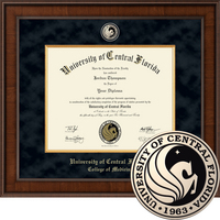 Church Hill Classics Presidential Diploma Frame. Doctor of Medicine 14x17. (Online Only)