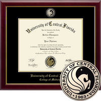 Church Hill Classics Masterpiece Diploma Frame. Doctor of Medicine 14x17. (Online Only)