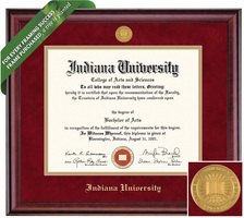 Framing Success Prestige Diploma Frame. ODJD