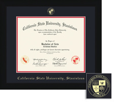 Framing Success Spirit Diploma Double Matted Diploma Frame
