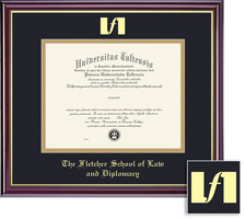 Framing Success Windsor Diploma Frame. Fletcher & Law Diplomacy