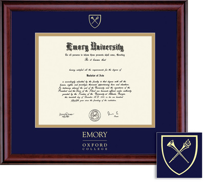 B&N at Emory Bookstore - Framing Success Classic Oxford College ...