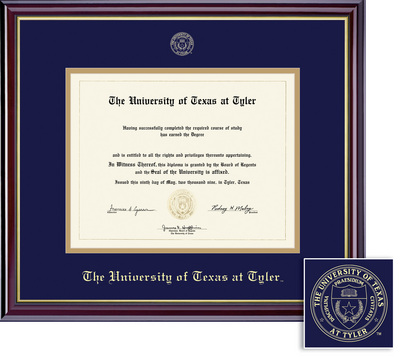 The University of Texas at Tyler Bookstore - Framing Success Windsor ...