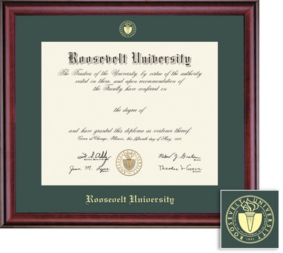 Roosevelt University Bookstore - Framing Success Classic Double ...