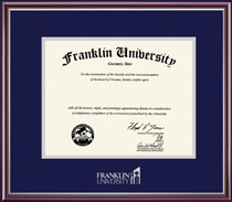 Framing Success Scholastic Diploma Frame