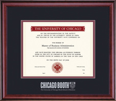 Framing Success Classic Booth Diploma Frame