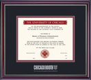Framing Success Jefferson Booth Diploma Frame