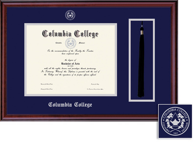 Framing Success Classic Diploma Litho Double Matted Diploma Frame