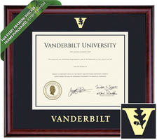 Framing Success Classic Diploma Frame. PhD, EdD, MD, Law