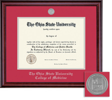 Framing Success College of Medicine Classic Diploma Frame