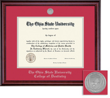 Framing Success Dental Classic Diploma Frame