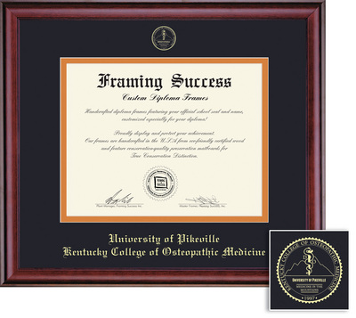 University of Pikeville Bookstore - Framing Success Classic Diploma ...