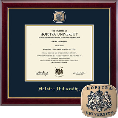 Church Hill Classics Masterpiece Diploma Frame. Bachelors, Masters, PhD. Available In Store Only
