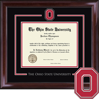 Church Hill Classics Spirit Diploma Frame. Bachelors, Masters, Ph.D.